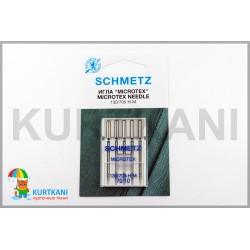 Иглы Shmetz Microtex 70
