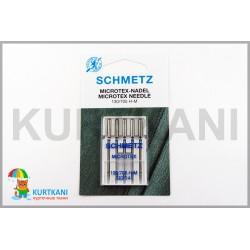 Иглы Shmetz Microtex 90