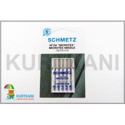 Набор игл Shmetz Microtex 60-70-80
