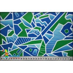 Таслан 184Т Конструктор сине-зеленый