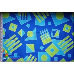Таслан 184Т Фигуры на синем