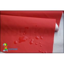 Прорезиненная ткань Красный