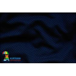 Сетка трикотажная 115 гр/кв.м. Темно-синий