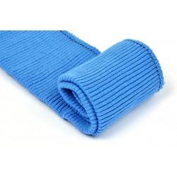 Подвяз 8х70 см Ярко-голубой