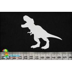 Термоаппликация светоотражающая Динозавр