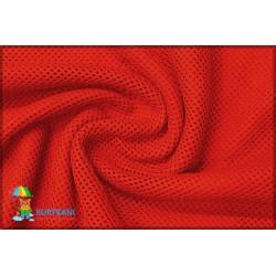 Сетка трикотажная Красный