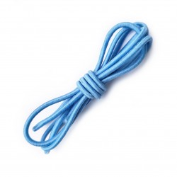 Резинка-шнур 3 мм Голубой