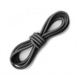 Резинка-шнур 3 мм Серый