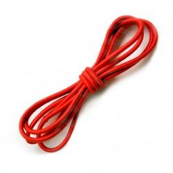 Резинка-шнур 3 мм Красный