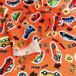 Дюспо Машинки оранжевый