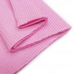 Манжетное полотно Светло-розовый