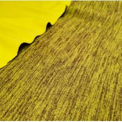 Флис катионик Желтый