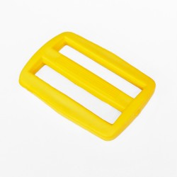 Рамка двухщелевая 30 мм Лимон