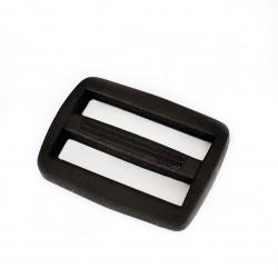 Рамка двухщелевая 10 мм Чёрный