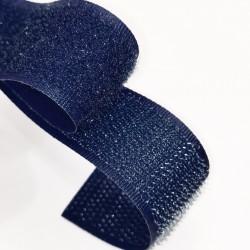 Лента-липучка Темно-синий