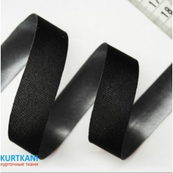 Эластичная гермолента 20 мм Чёрный