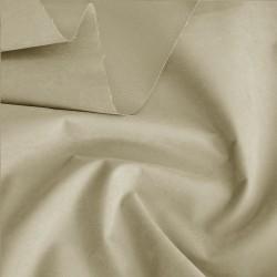 Бархатистая мембранная ткань Песочный