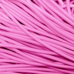 Резинка-шнур 3 мм розовый