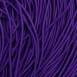Резинка-шнур 3мм Фиолетовый