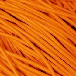 Резинка-шнур 3 мм Оранжевый