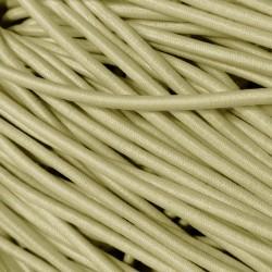 Резинка-шнур 3 мм Светло-оливковый