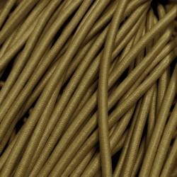 Резинка-шнур 3 мм Оливковый