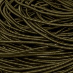 Резинка-шнур 3 мм Хакки