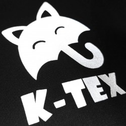 Термоаппликация светоотражающая K-TEX 7х9 см