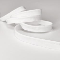 Кант курточный Белый