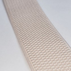 Резинка лямочная 40 мм Светло-бежевый