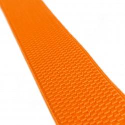 Резинка лямочная 40 мм Оранжевый