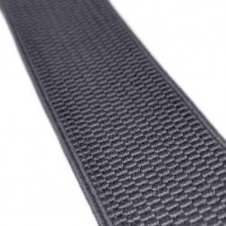 Резинка лямочная 40 мм Тёмно-серый