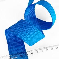 Стропа 30мм Ярко-синий