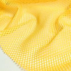 Сетка трикотажная Жёлтый