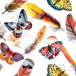 Мембрана 3К/3К Бабочки и перья