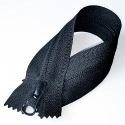Реверсивная молния Чёрный 90 см (ОрМан)