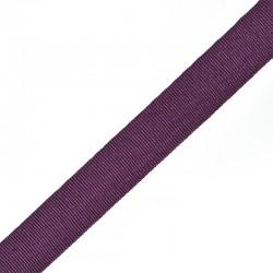 Лента репсовая 20 мм Фиолетовый