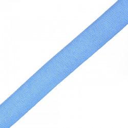 Лента репсовая 20 мм Голубой