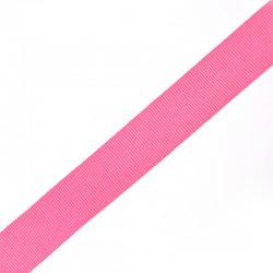 Лента репсовая 20 мм Розовый