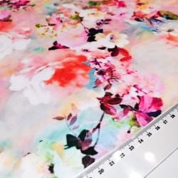 Дюспо Цветы акварель