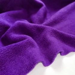 Флис двусторонний 280 Фиолетовый